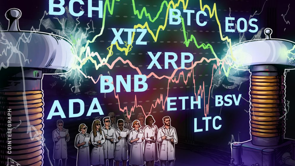 Value Evaluation 6/10: BTC, ETH, XRP, BCH, BSV, LTC, BNB, EOS, ADA, XTZ