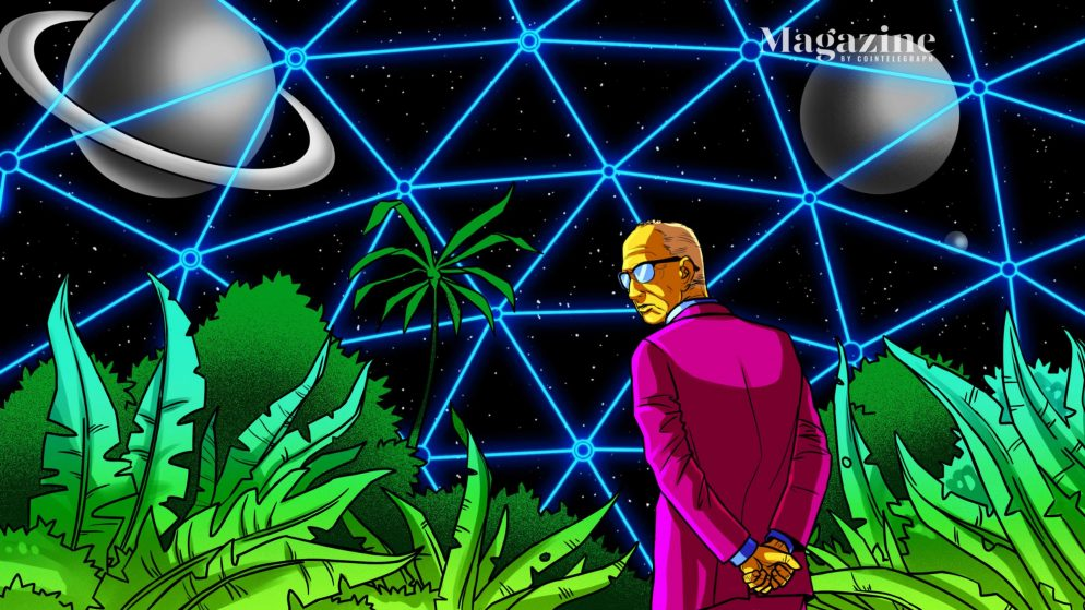 What Blockchain Can Be taught from One Man's Try to Save the World – Cointelegraph Journal