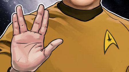William Shatner's NFT Collectibles Promote Out at Warp Pace