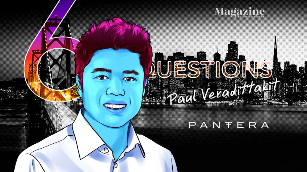 6 Questions for Paul Veradittakit of Pantera Capital – Cointelegraph Journal