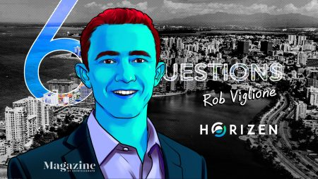 6 Questions for Rob Viglione of Horizen – Cointelegraph Journal