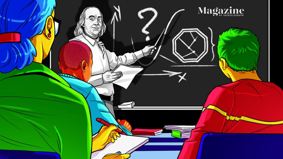 The Parlous State of Monetary Training – Cointelegraph Journal