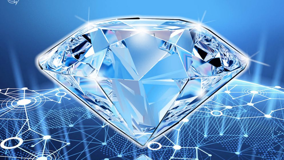 DLT monitoring partnership to struggle faux diamonds in China