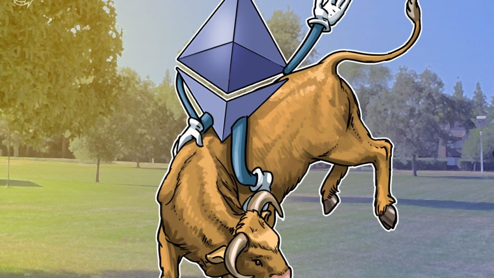 Ethereum Choices Information Suggests Professional Merchants Anticipate ETH Worth to Break $400