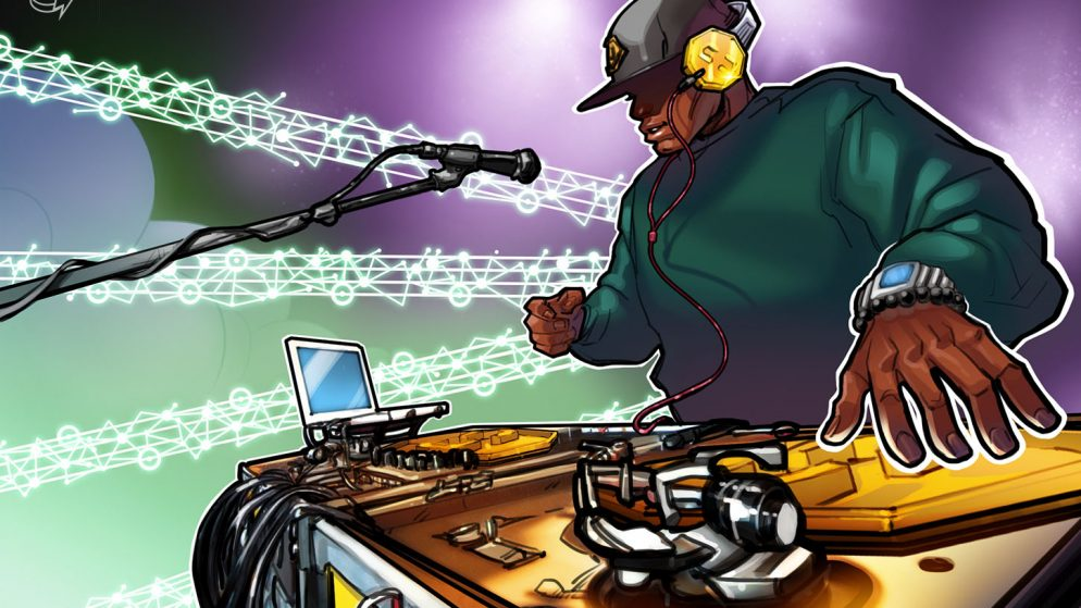 Russian star transfers music rights on blockchain as main labels watch