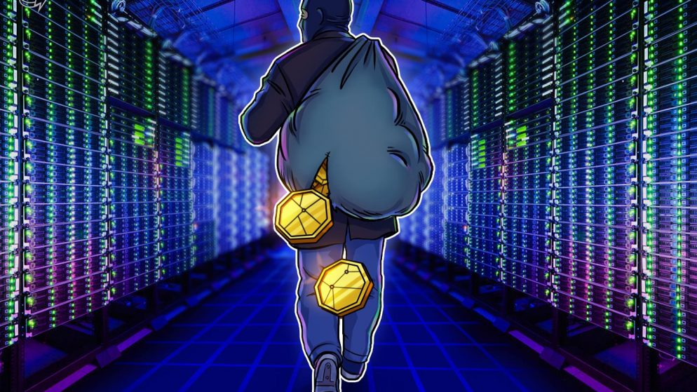 $5M stolen from a European crypto trade after sizzling wallets compromised