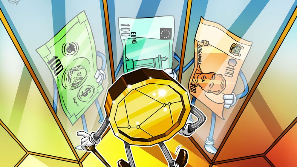 Fiat-backed crypto booming amid uncertainty