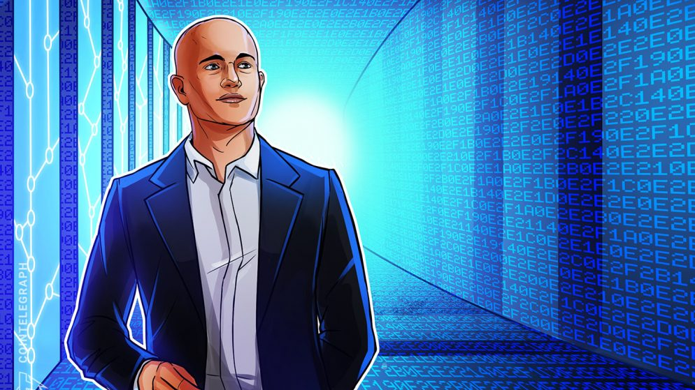 Coinbase CEO prompts livid accusations of hypocrisy as he pushes political misinformation