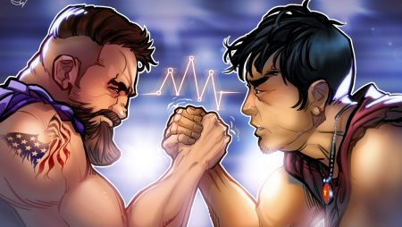 who will win the digital forex struggle?