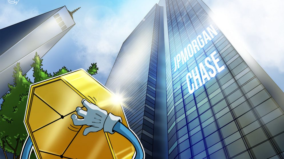 JPMorgan's stablecoin lastly sees industrial mild of day