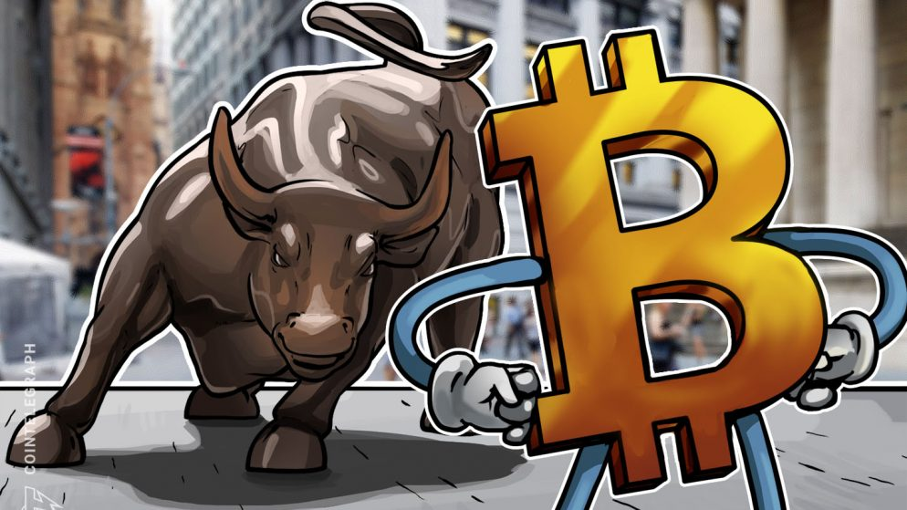 Bitcoin simply Four days away from traditionally bullish $10Okay value report