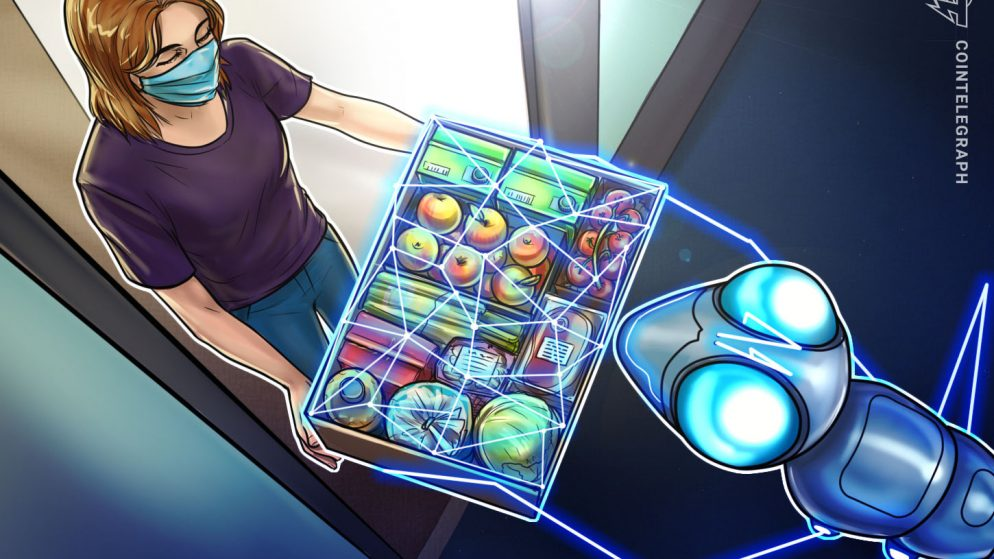 Blockchain-backed meals provide chain administration solves the issue
