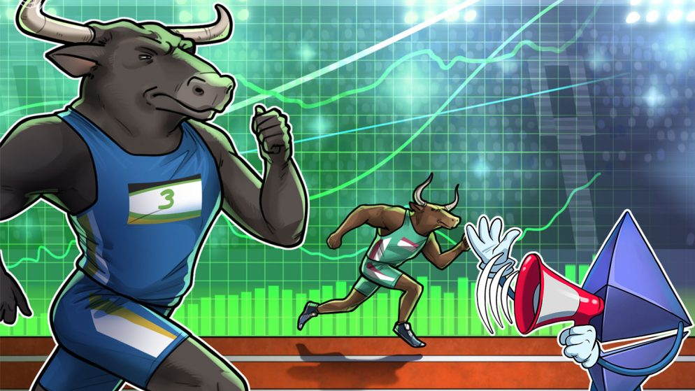 three key on-chain metrics recommend Ethereum value is in a 2017-style bull run
