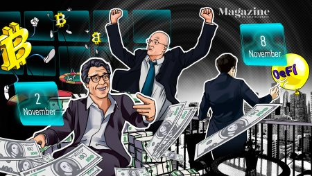 Bitcoin reaches yearly highs, letting sights on ATH: Hodler's Digest 11/8