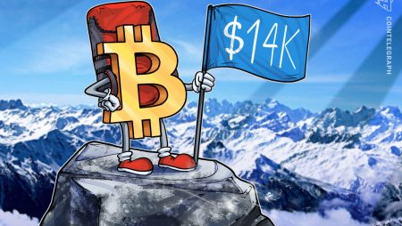 Bitcoin reaches $14Okay for the primary time since January 2018 — what's subsequent?