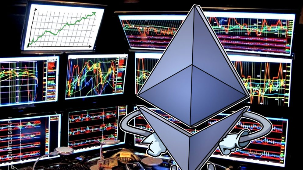 Parabolic rally 'an actual risk' after Ethereum worth surges to $547