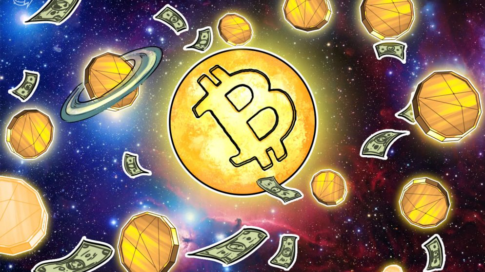 Bitcoin at $15Ok is now larger than PayPal, Coca-Cola, Netflix, Disney