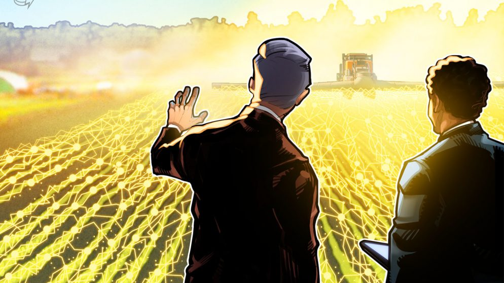 Blockchain-based agri-commodity trading to faucet world's largest wheat market