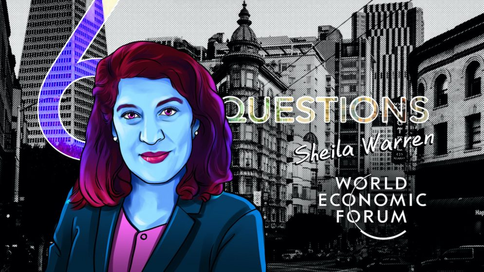 6 Questions for Sheila Warren of the World Financial Discussion board – Cointelegraph Journal