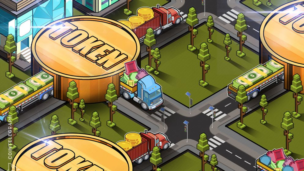 Safety token volumes crash by half for 2 consecutive months