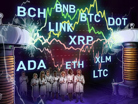Value evaluation 12/2: BTC, ETH, XRP, LTC, BCH, LINK, DOT, ADA, BNB, XLM