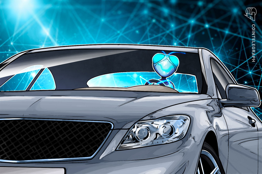 Ford, BMW again blockchain 'start certificates' to fight used automotive fraud