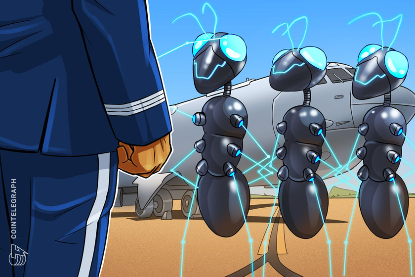 US Navy awards $1.5M jet fighter contract to blockchain challenge