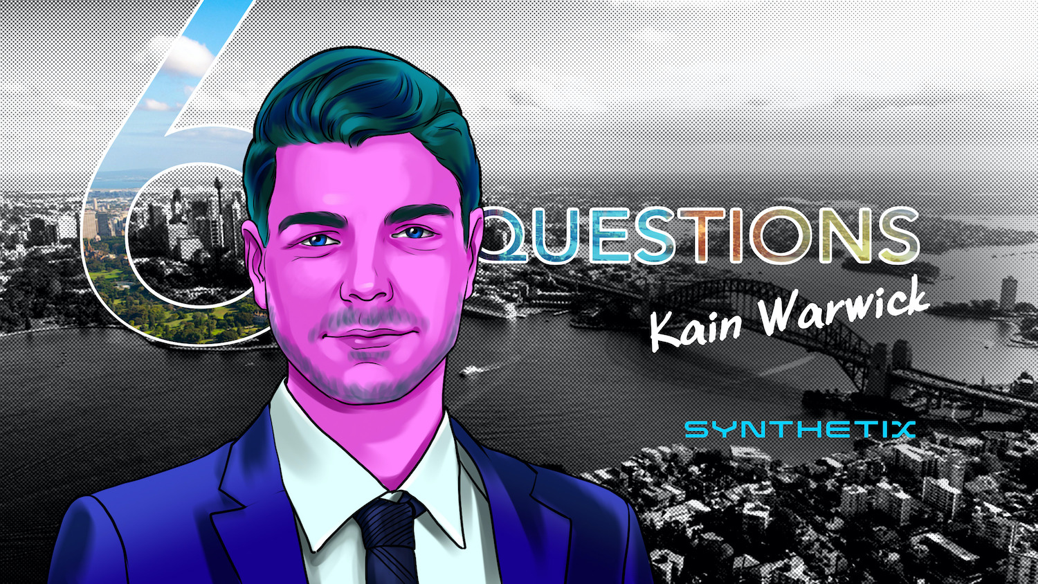 6 Questions for Kain Warwick of Synthetix – Cointelegraph Journal