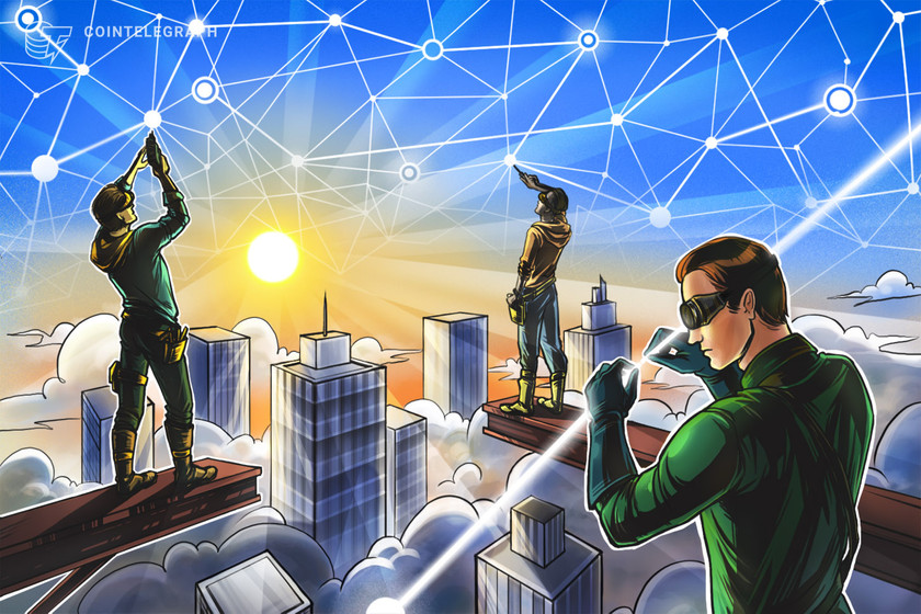 Contained in the blockchain developer's thoughts: Koinos approaches testnet