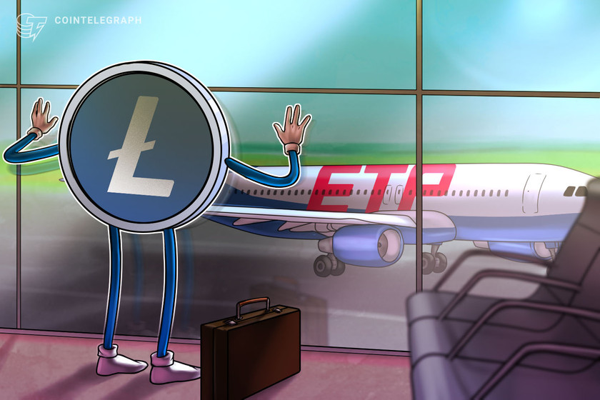 CoinShares launches bodily backed Litecoin ETP