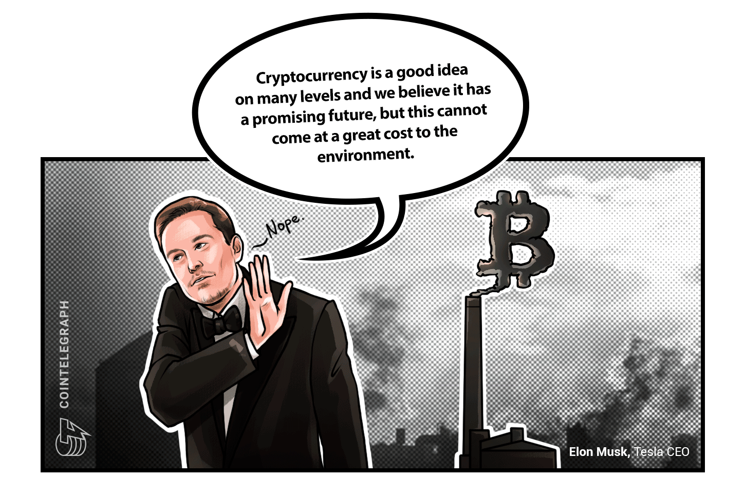 Bitcoin disaster, Elon Musk criticized, Ether thrives, Dogecoin survives: Hodler's Digest, Might 9–15